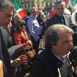Brunetta e il centrodestra all'attacco Calderoli: lieve malore, ma sta bene