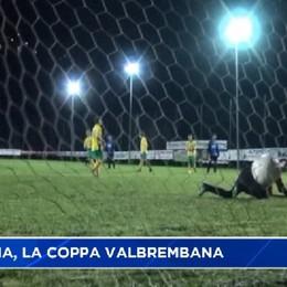 Dossena, la Coppa Valbrembana di calcio giovanile