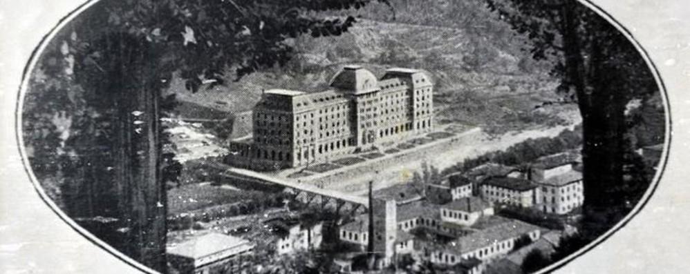Il glorioso passato del Grand Hotel – Foto A San Pellegrino pronti a riviverlo - Video