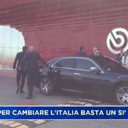 Intervista esclusiva a Renzi