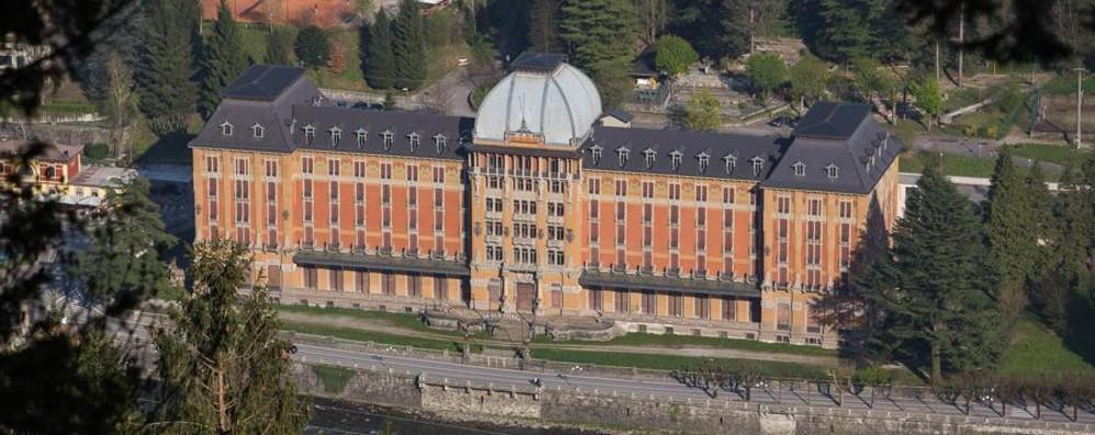 San Pellegrino, rivive il Grand Hotel Parte il restauro da oltre 18 milioni di euro