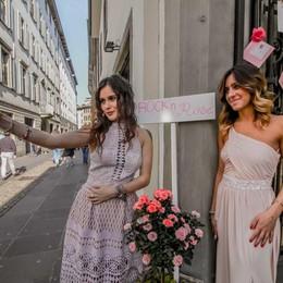 Sole, fiori, sconti ed eventi - Foto/video Domenica centro città chiuso al traffico