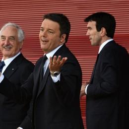 Renzi, i due tempi e l'ultimo treno