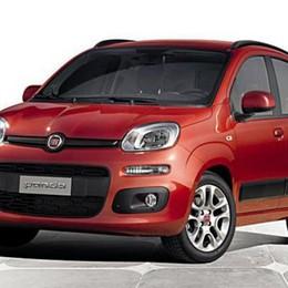 Auto, la Panda  va davvero a ruba Ecco la classifica dei furti in Italia