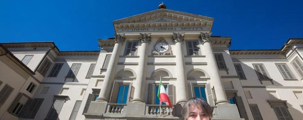 L'Accademia Carrara sbarca in Cina Fissato a Francoforte protocollo d'intenti
