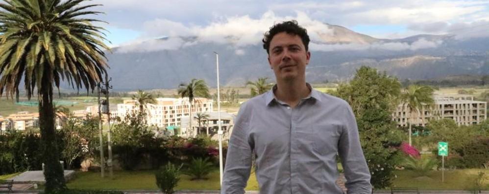 «In Ecuador progetto  case contro i terremoti»