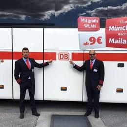 Sab sbarca sul mercato tedesco Suo il servizio bus Milano-Monaco