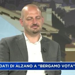 A Bergamo Vota i candidati alla carica di sindaco del comune di Alzano Lombardo