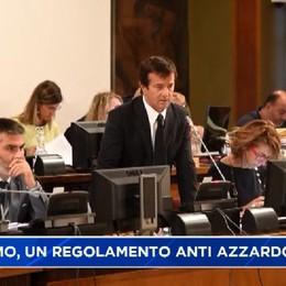 Bergamo, pronto regolamento no slot