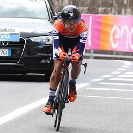 Giro d'Italia: Zilioli entra nella fuga  A Pinerolo chiude in 19ª posizione
