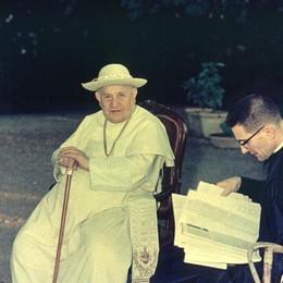 La Fondazione «Papa Giovanni» in lutto Il dolore di Palafrizzoni e Via Tasso