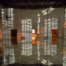 Daste e Spalenga e Contemporary Locus L'arte di Pirri riaccende la centrale - video