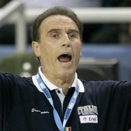 Carlo Recalcati: «Forza Comark Riporta il grande basket a Bergamo»