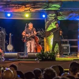 Van De Sfroos apre il festival - Video Sabato sera concerto di McGoldrick