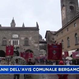 Gli 80 anni dell'Avis Comunale Bergamo