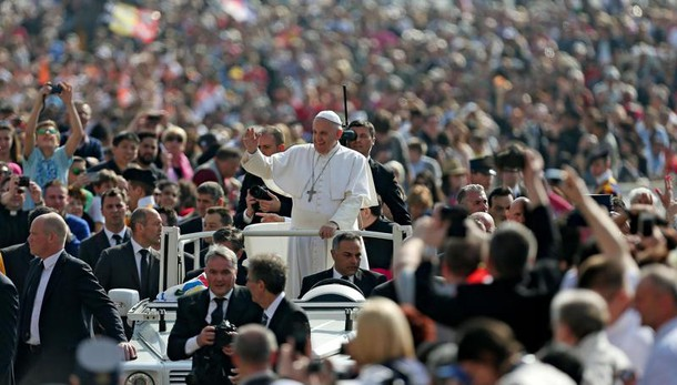 Giubileo: oltre 8 mln pellegrini a Roma