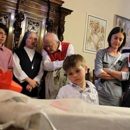 L'ultimo viaggio del cardinale Capovilla «Don Loris resterà nei nostri cuori»