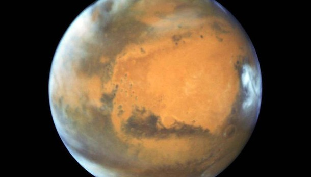 Marte, mai così vicino in 11 anni