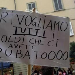 Banche, materassi e italiani gabbati