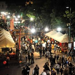 Sabato sera tutti in piazza Torna «La Notte Bianca dello Sport»