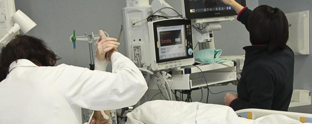 Seriate, morfina a malato teminale Denuncia: «Respiratore staccato  presto»