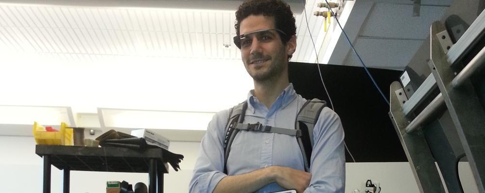 «Al Mit di Boston progetto  robot con due braccia»