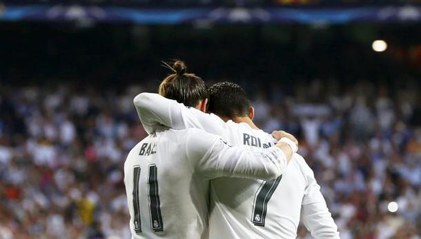 Champions: R. Madrid-Manchester City 1-0