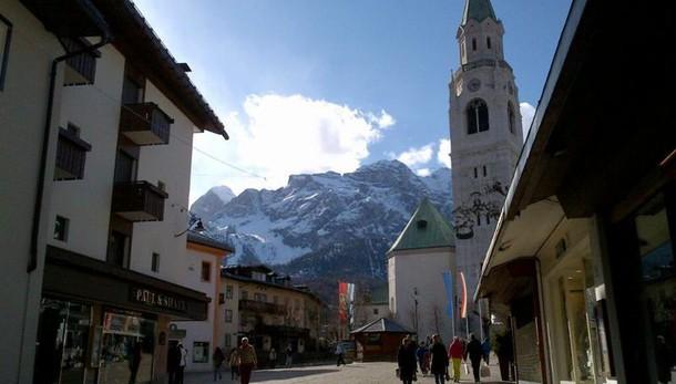 Finanza a Cortina, undici indagati