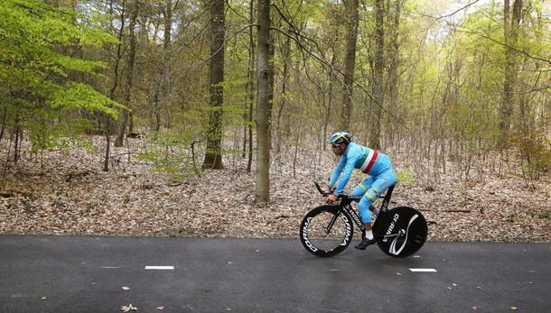 Giro: Nibali, carico come nel 2013