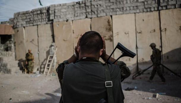 Peshmerga respingono Isis a nord Mosul