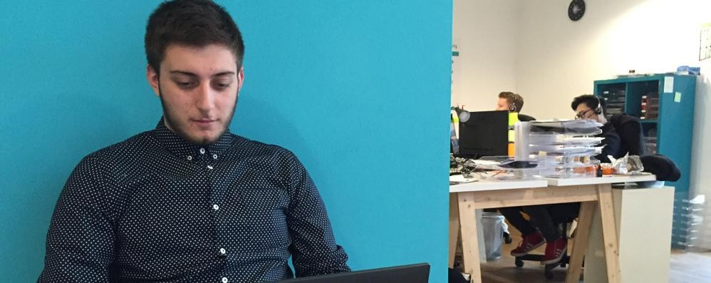 Ruben, da Piario a Berlino a 19 anni  «Vi svelo i segreti della moda online»