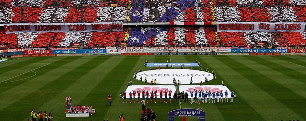 Orio, un aeroporto da Champions I tifosi dell'Atletico atterreranno qui