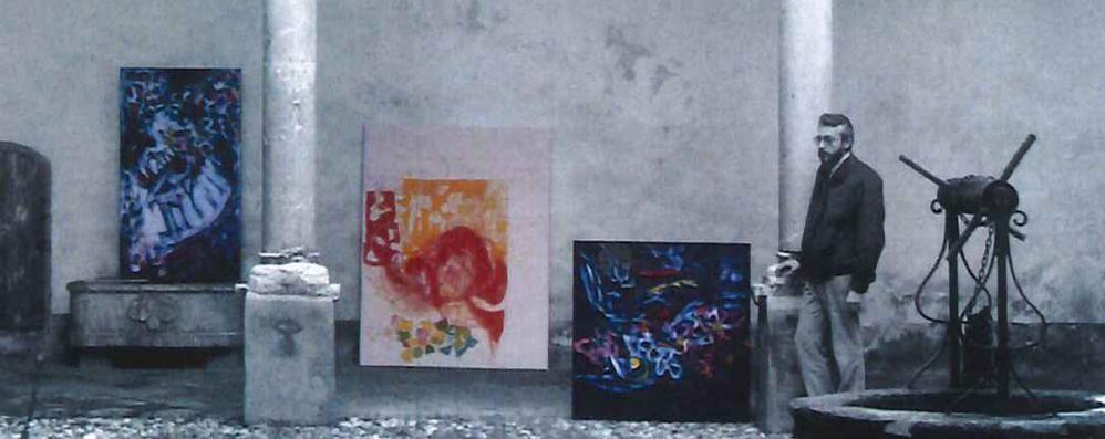 Albino, l'arte di Cesare Rossi torna alla Ripa: fu la sua casa