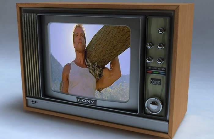 Il Sony Trinitron, secondo in classifica