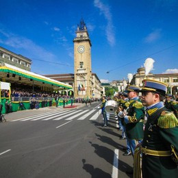 «Il rigore e l'operosità di Bergamo sono un esempio per i nostri allievi»
