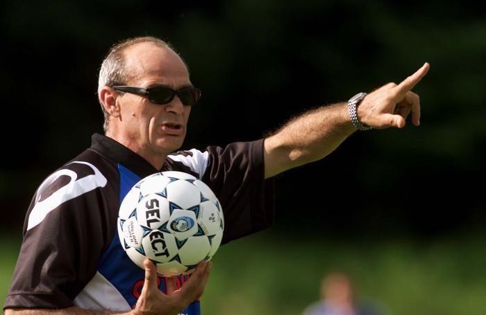 Giovanni Vavassori nel 2000