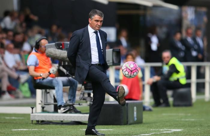 De Canio, mister dell'Udinese