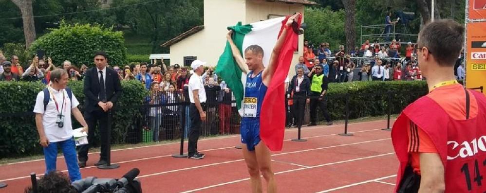 Il ritorno di Schwazer dopo il doping Vittoria a Roma e pass per le Olimpiadi