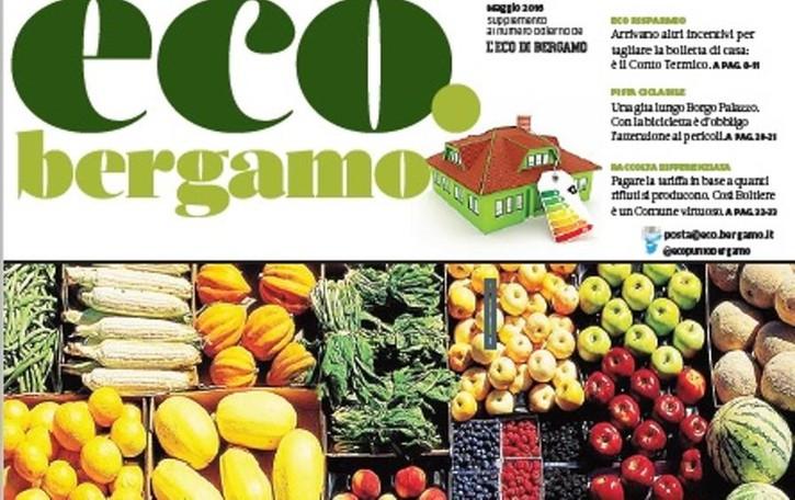 Cibi bio: la guida con «eco.bergamo» Il mensile in edicola con L'Eco