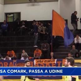 Basket serie B. Sorpresa Comark, espugna Udine e si porta sull'1 a 1