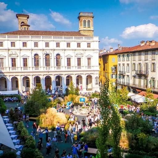Garden La Piazza: Piazza Vecchia Verde? Sarà Selvaggia E Tornerà Dal 7 Al 25