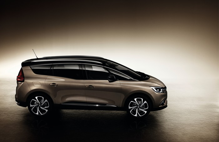 La Renault Grand Scenic