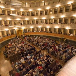 Città Alta, è partita la Donizetti Night «Lucia Off» spostata al teatro Sociale