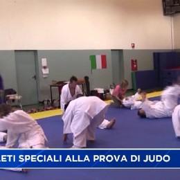 Csi, atleti speciali alla prova di judo
