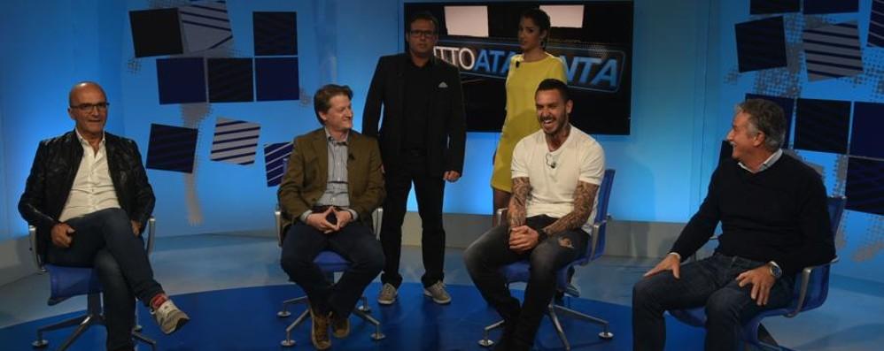 Gioca l'Italia, TuttoAtalanta slitta a martedì Nella puntata si parla di mercato e mister