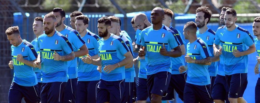 L'Italia attende il temibile Belgio Conosci gli Azzurri? Mettiti alla prova