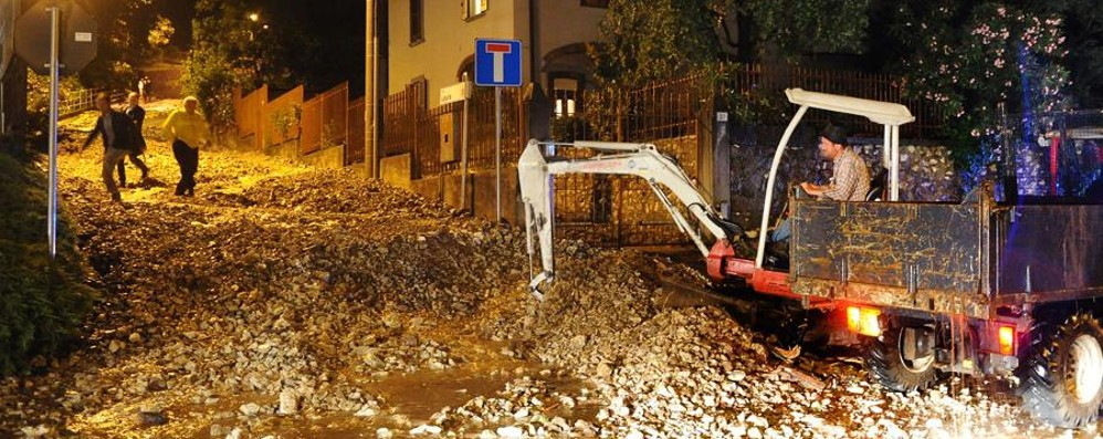 Alluvione, Credito Bergamasco in campo Stanziati 10 milioni e rate mutui sospese