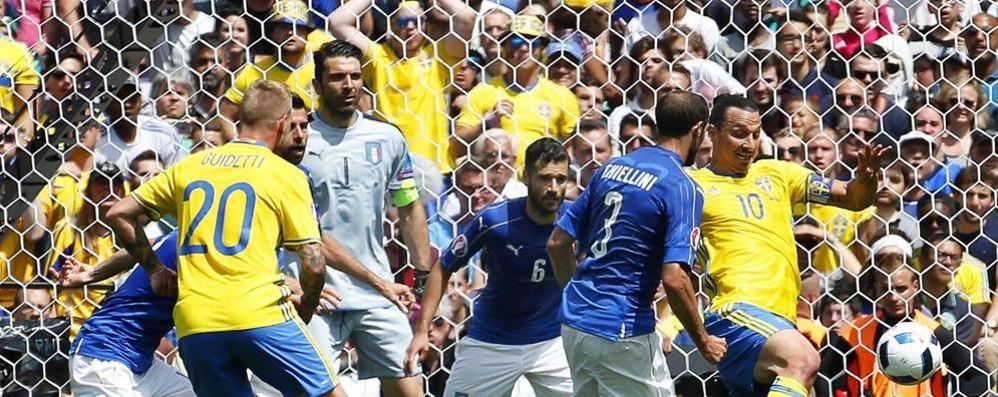 Europei, l'Italia c'è: si va agli ottavi Segna Eder: 1-0 per gli azzurri