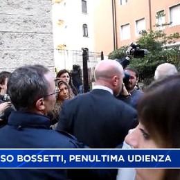 Processo Bossetti, le repliche.
