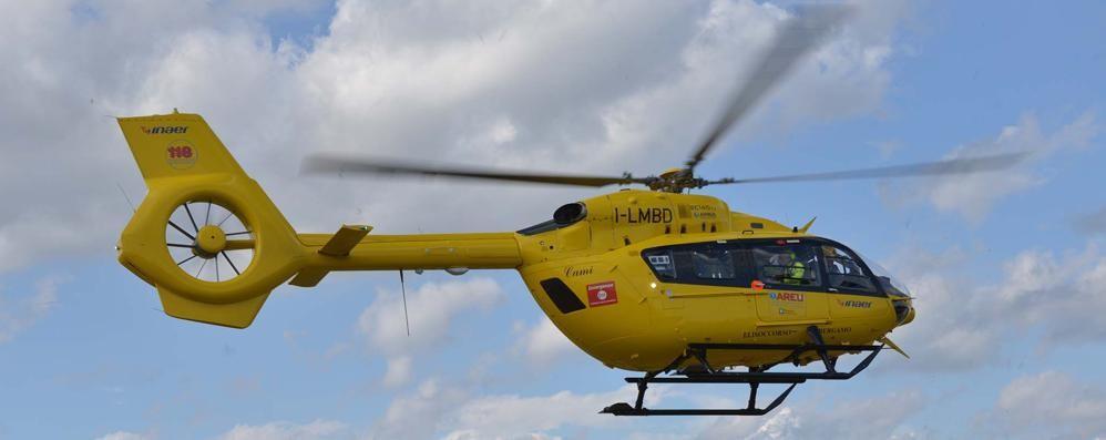 Incidente tra Lovere e Costa Volpino Sette feriti: chiusa la statale 42